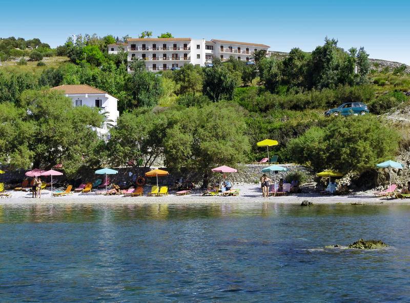 Hotel Princessa - Pythagorion - Samos